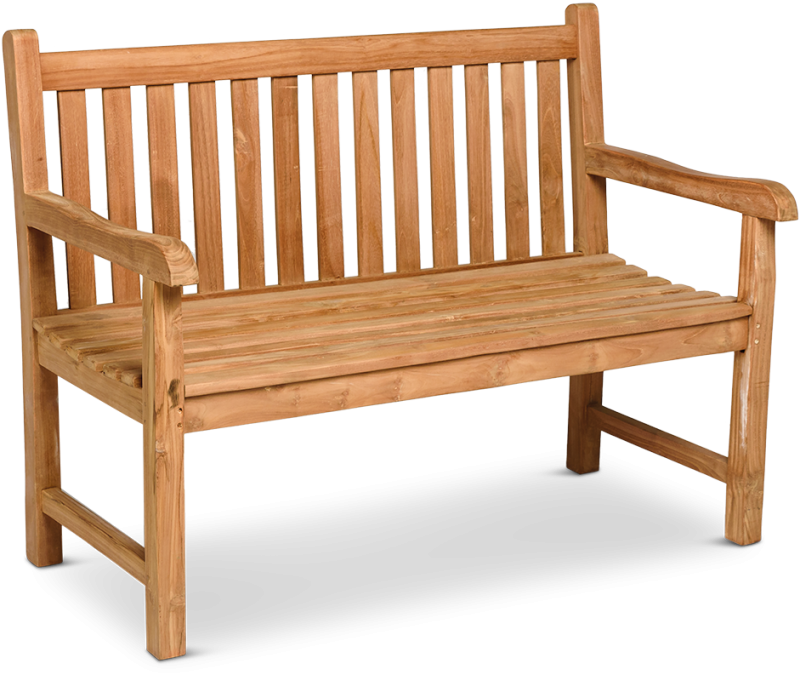 Cordoba Teak Bench 120cm